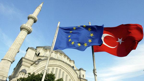 Европейцы не верят в перспективу вступления Турции в ЕС