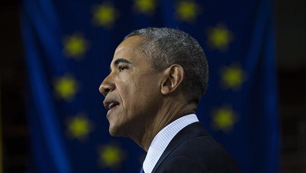 Обама призвал к мирному решению спора в Южно-Китайском море