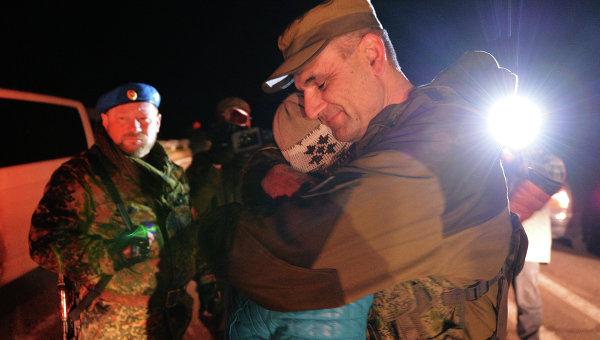 В Киеве считают недопустимым блокирование процесса обмена пленными