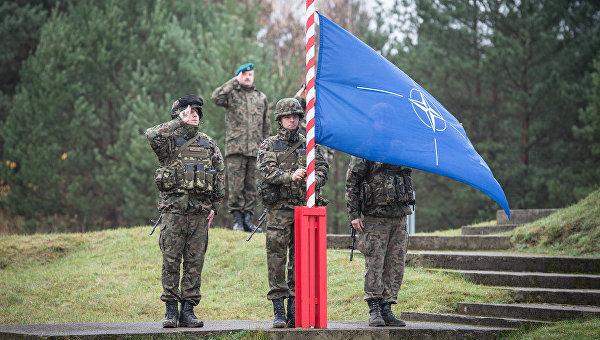 Минобороны Британии заявило о намерении НАТО увеличить присутствие в Балтии