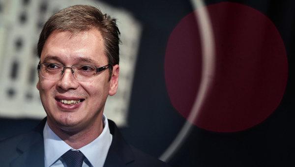 Премьер Сербии обещает рост ВВП в 2016 году в размере 2%