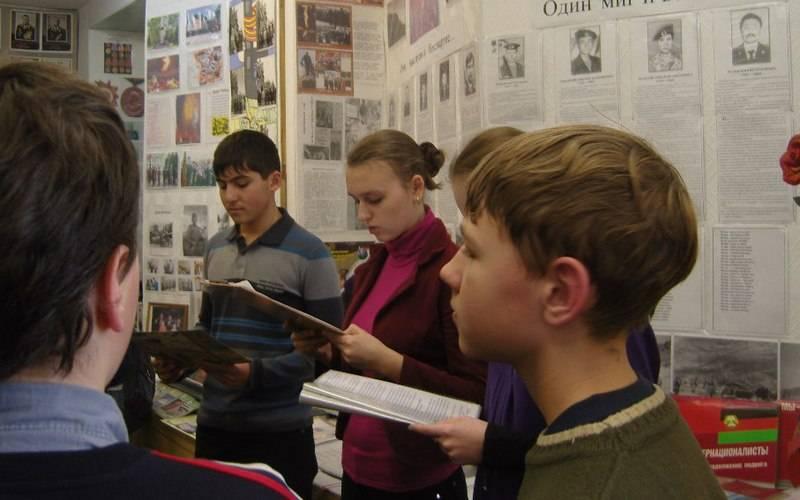 В школе №59 открыли музей тысячелетия Брянска