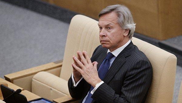 Пушков: в НАТО должны отказаться от стратегии