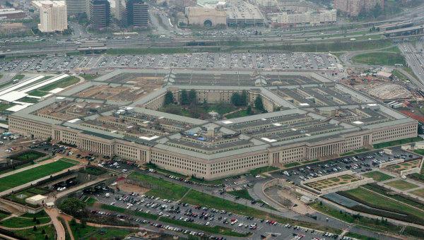В Пентагоне заявили, что самолет-разведчик не нарушал международных правил