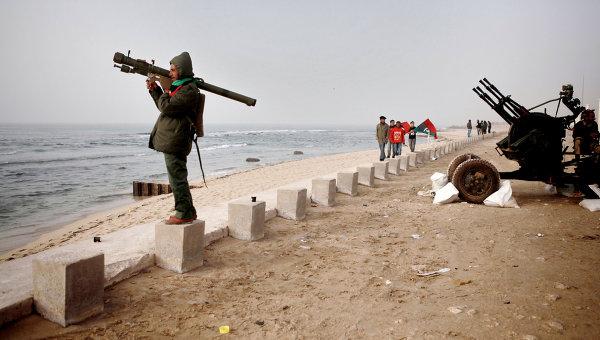 Адмирал: Евросоюз готов участвовать в возрождении береговой охраны Ливии