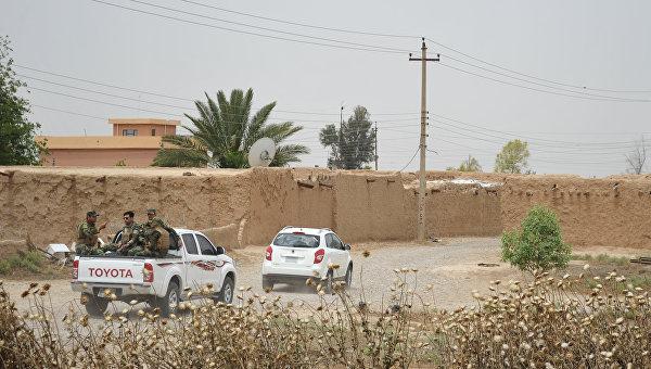 Турция обстреляла предполагаемые позиции РПК в Ираке