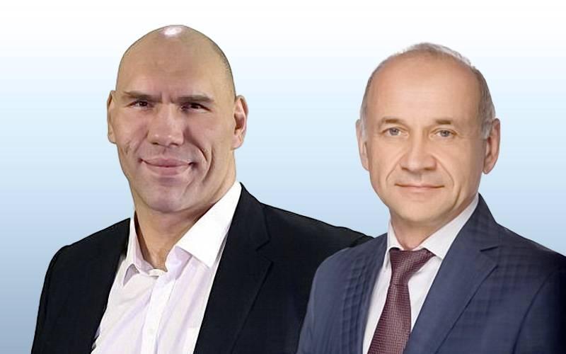 В Брянской области напраймериз победили Николай Валуев иВладимир Жутенков