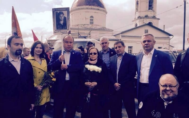 Брянцы поучаствовали вмероприятиях вчесть 20-летия подвига воина Евгения Родионова