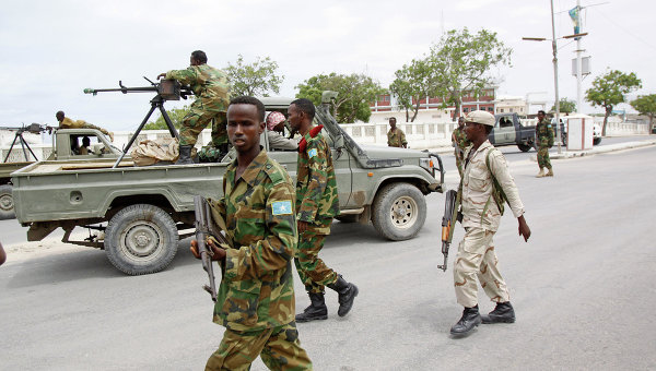Кенийские военные ликвидировали более 20 боевиков