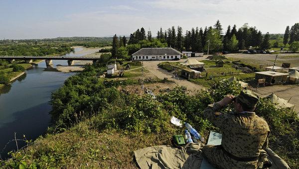 Спецпредставитель ОБСЕ намерен в четверг посетить грузино-абхазскую границу