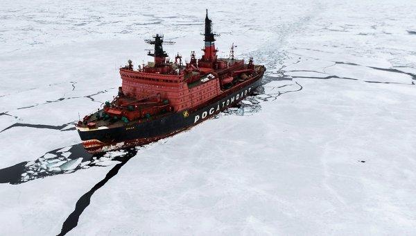 В посольстве РФ считают, что США вряд ли попросят Россию построить ледокол