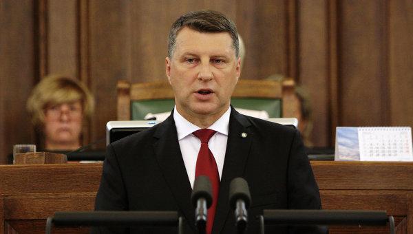 Новым пресс-секретарем президента Латвии стал экс-глава Латвийского радио