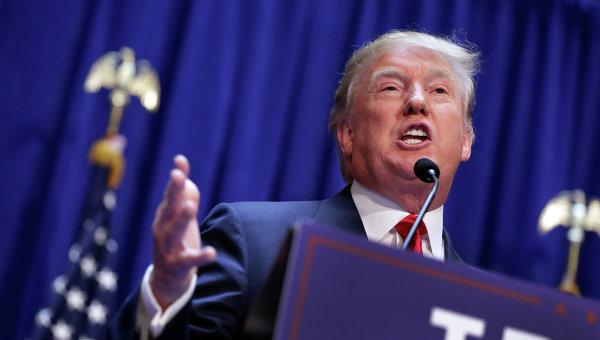 Трамп победил на республиканских праймериз в штате Вашингтон
