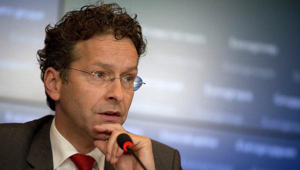 Дейссельблум: Еврогруппа утвердила сумму транша для Греции в 10,3 млрд евро