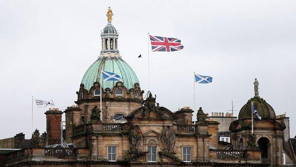 Церковь Шотландии объединится с Церковью Англии