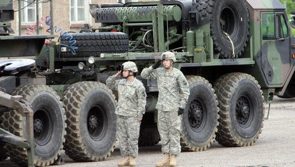 Эстонский генерал: странам Балтии нужны ракетные комплексы Patriot