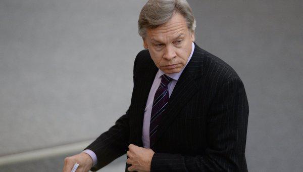 Пушков назвал Савченко