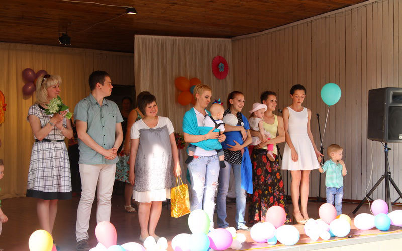 В Брянском районе молодые семьи соберутся наюбилейном фестивале «Стартует 7Я»