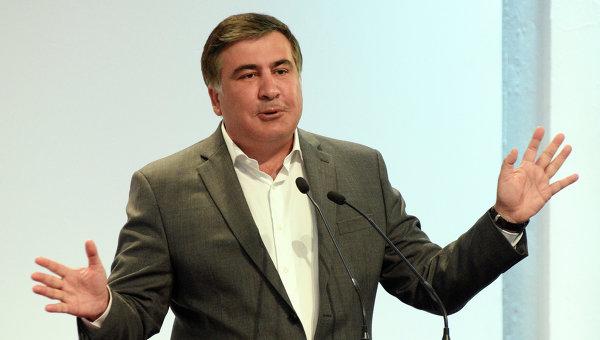 Саакашвили считает обыски попыткой запугать и скомпрометировать его команду