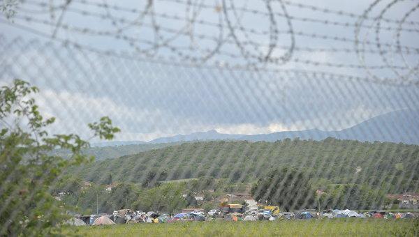 Эвакуация из лагеря беженцев близ Идомени в Греции полностью завершена