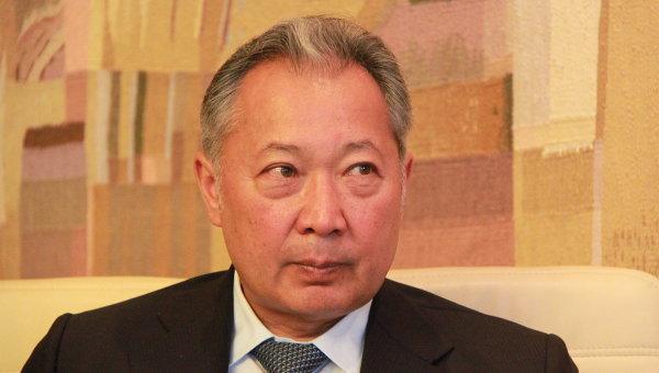 Киргизия вновь подняла вопрос выдачи экс-президента Бакиева