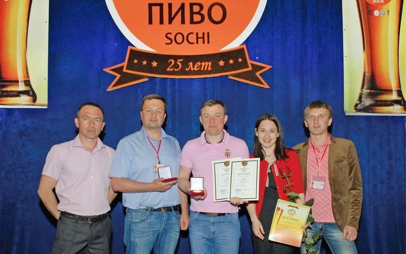 Продукция «Даниловской пивоварни» получила два золота намеждународном форуме «Пиво-2016»