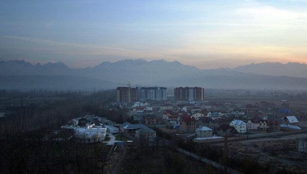 Российские военные объекты в Киргизии не пострадали при землетрясении