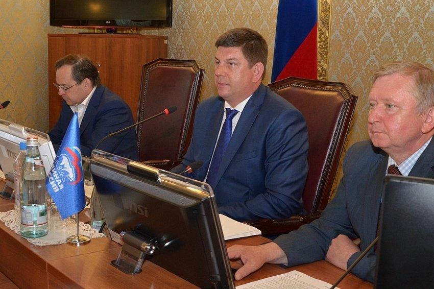Ивановская облдума уволила арестованного за коррупцию вице-спикера