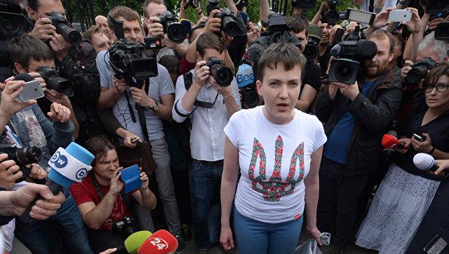 Савченко не знает, согласно каким договоренностям она вернулась на Украину