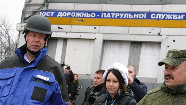В ДНР сообщили, что силовики снова открыли огонь во время эвакуации тел