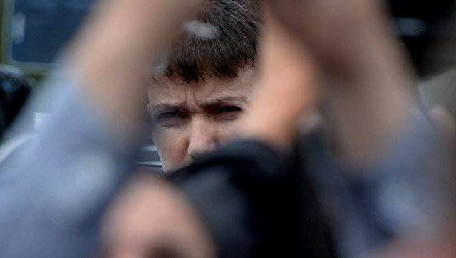 Савченко готова на переговоры с ополченцами для освобождения пленных