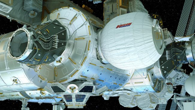 Первый надувной модуль МКС не раскрылся, как было запланировано