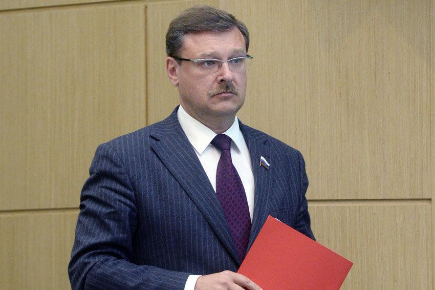 Косачев: Назначение Расмуссена советником Порошенко - шоу напоказ