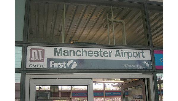 Самолет А320 наехал на буксировщик в аэропорту Манчестера