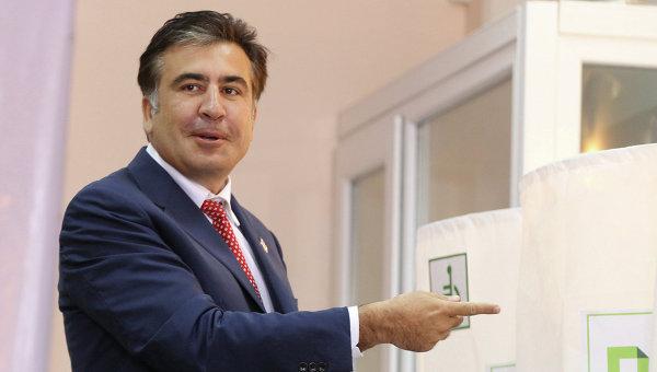 Саакашвили рассказал, как его