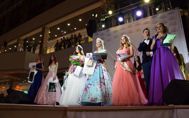 Мисс Брянск — 2016 стала 19-летняя Екатерина Щекина