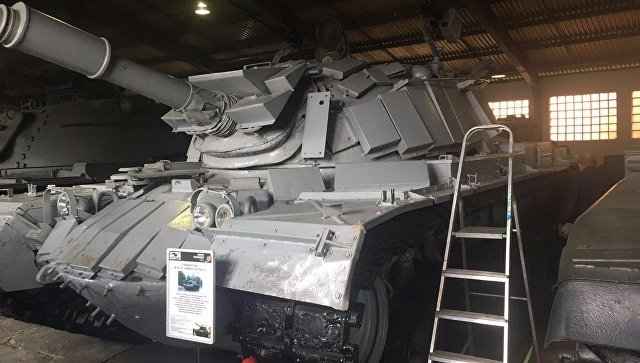 Премьер Израиля поблагодарил Путина за возвращение танка