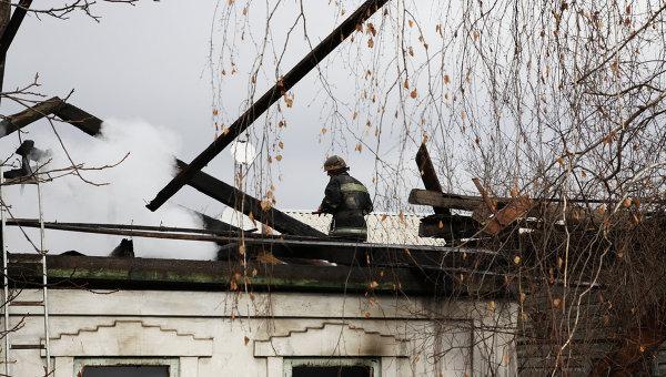 Найдены тела всех погибших при пожаре в доме престарелых в Киевской области