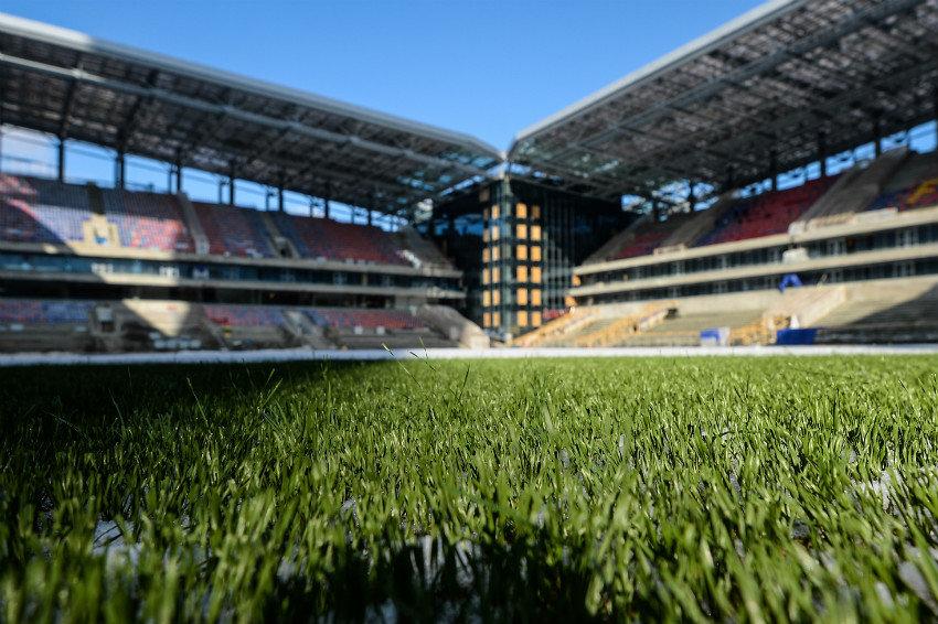 ЦСКА подал заявку на проведение финала Лиги Европы на новом стадионе