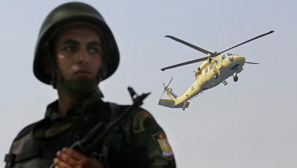 ВС Египта ликвидировали 36 боевиков в ходе операции на севере Синая