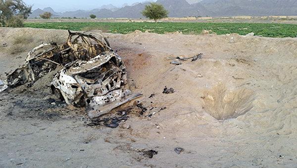 МВД Пакистана: анализ ДНК подтвердил ликвидацию лидера талибов Мансура