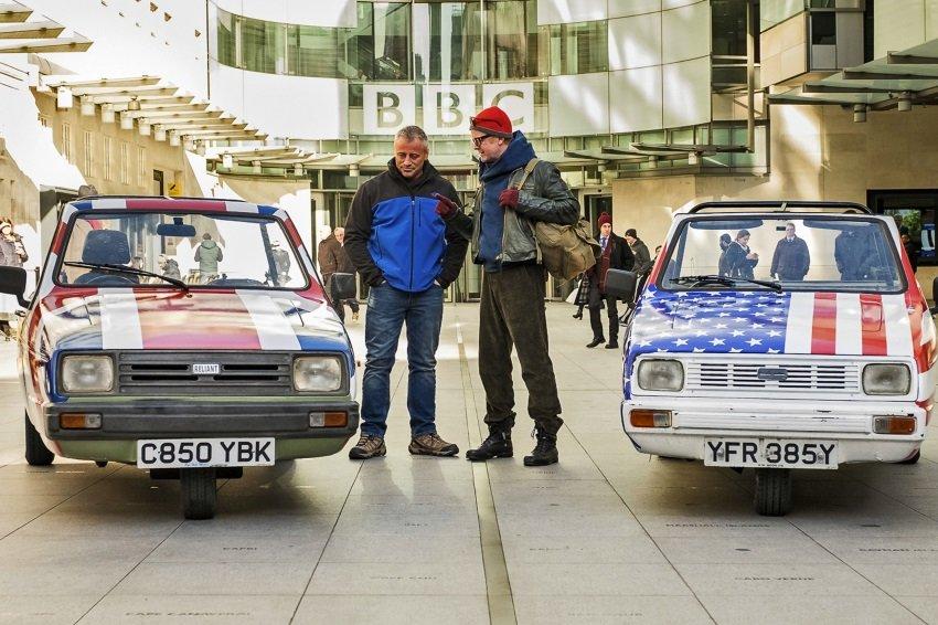 Вышел первый выпуск Top Gear с новыми ведущими