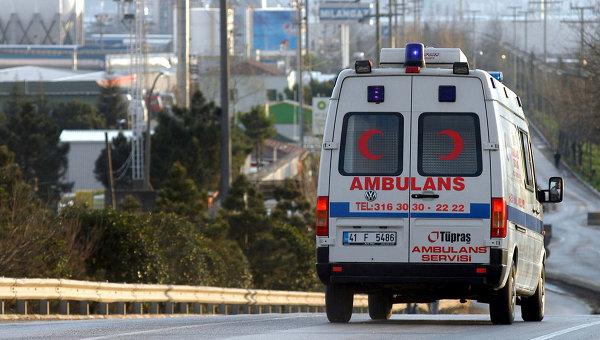 На востоке Турции произошел взрыв в жандармерии