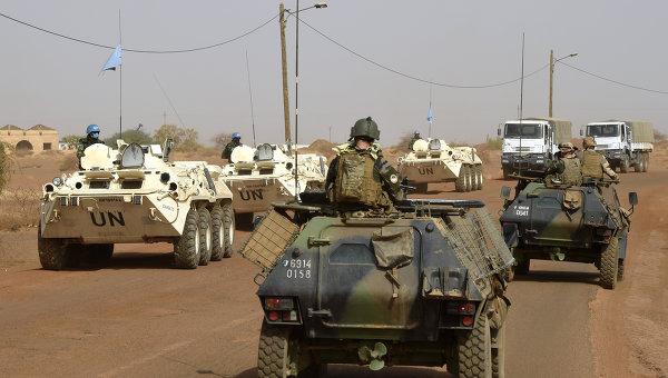ООН сообщила о пяти погибших в Мали миротворцах