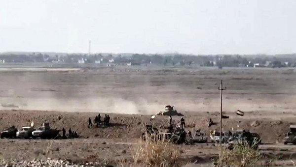 Шиитские ополченцы обнаружили на окраинах Эль-Фаллуджи сеть туннелей ИГ