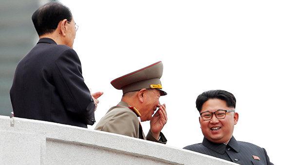 СМИ: дядя Ким Чен Ына надеется наладить отношения между Америкой и КНДР