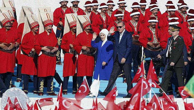 Эрдоган заявил, что неприятели Турции мстят за завоевание Стамбула