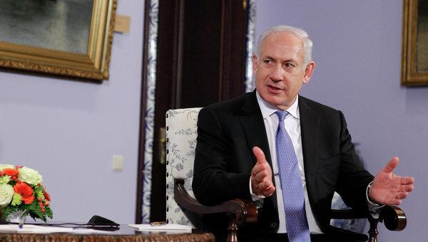 Премьер Израиля выразил готовность работать с арабской мирной инициативой