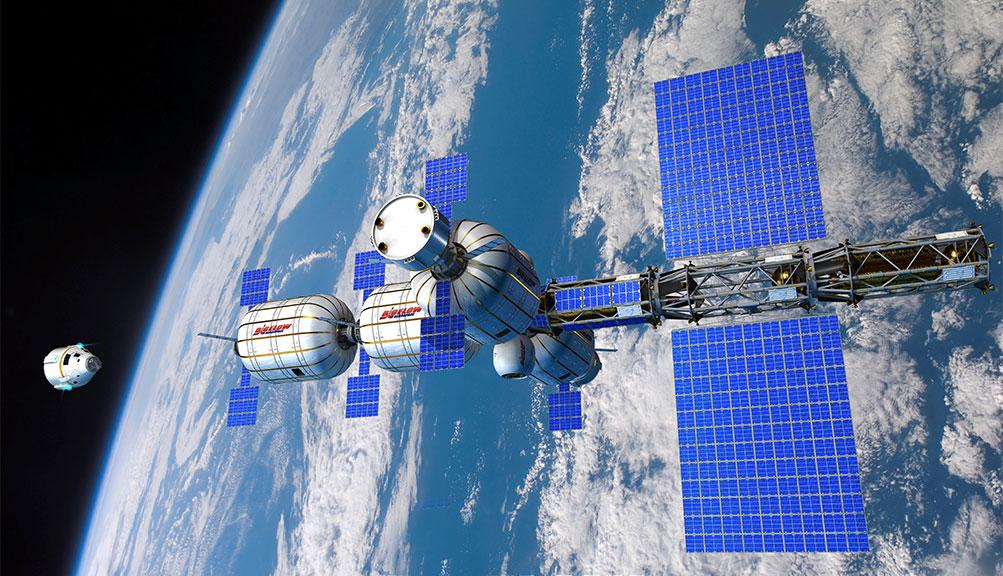 Надувной модуль BEAM успешно развернули на МКС