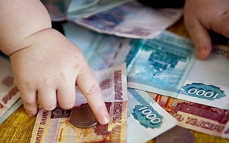 Брянский тунеядец задолжал своему ребенку 280 тысяч рублей